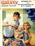 Galaxy Science Fiction (1950-1980 World/Galaxy/Universal) Vol. 8 #6