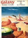 Galaxy Science Fiction (1950-1980 World/Galaxy/Universal) Vol. 9 #1