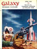 Galaxy Science Fiction (1950-1980 World/Galaxy/Universal) Vol. 10 #1