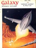 Galaxy Science Fiction (1950-1980 World/Galaxy/Universal) Vol. 10 #2