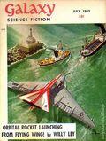 Galaxy Science Fiction (1950-1980 World/Galaxy/Universal) Vol. 10 #4