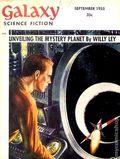 Galaxy Science Fiction (1950-1980 World/Galaxy/Universal) Vol. 10 #6