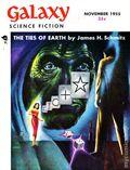 Galaxy Science Fiction (1950-1980 World/Galaxy/Universal) Vol. 11 #2