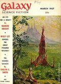 Galaxy Science Fiction (1950-1980 World/Galaxy/Universal) Vol. 13 #5