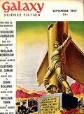 Galaxy Science Fiction (1950-1980 World/Galaxy/Universal) Vol. 14 #5