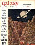 Galaxy Science Fiction (1950-1980 World/Galaxy/Universal) Vol. 15 #4