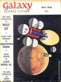 Galaxy Science Fiction (1950-1980 World/Galaxy/Universal) Vol. 16 #1