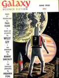 Galaxy Science Fiction (1950-1980 World/Galaxy/Universal) Vol. 16 #2