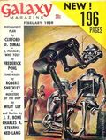 Galaxy Science Fiction (1950-1980 World/Galaxy/Universal) Vol. 17 #3