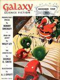 Galaxy Science Fiction (1950-1980 World/Galaxy/Universal) Vol. 18 #2