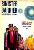 Galaxy Science Fiction Novels SC (1950 - 1961) 1-1ST
