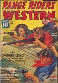 Range Riders Western (1938-1953 Better Publications) Pulp Vol. 9 #2
