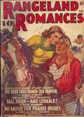 Rangeland Romances (1935-1955 Popular) Pulp Vol. 20 #1