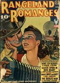 Rangeland Romances (1935-1955 Popular) Pulp Vol. 23 #1
