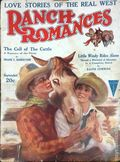 Ranch Romances (1924-1968 Clayton/Warner/Best Books/Literary Enterprises/Popular) Pulp Vol. 7 #2