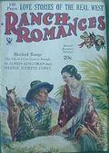 Ranch Romances (1924-1968 Clayton/Warner/Best Books/Literary Enterprises/Popular) Pulp Vol. 52 #2