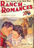 Ranch Romances (1924-1968 Clayton/Warner/Best Books/Literary Enterprises/Popular) Pulp Vol. 107 #1