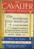 Cavalier (1908-1914 Frank A. Munsey) Pulp Vol. 13 #3