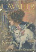 Cavalier (1908-1914 Frank A. Munsey) Pulp Vol. 33 #1