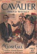Cavalier (1908-1914 Frank A. Munsey) Pulp Vol. 35 #1