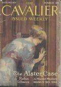 Cavalier (1908-1914 Frank A. Munsey) Pulp Vol. 40 #1