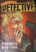 Private Detective Stories (1937-1950 Trojan Publishing) Pulp Vol. 16 #5