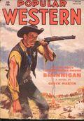 Popular Western (1934-1953 Better Publications) Pulp Vol. 42 #1
