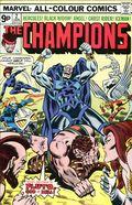 Champions (1975-1978 Marvel 1st Series) UK Edition 2UK