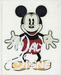 Art of Walt Disney: From Mickey Mouse to the Magic Kingdoms HC (2004 Abrams) Revised and Expanded Edition 1-1ST