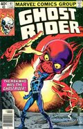 Ghost Rider (1973 1st Series) Mark Jewelers 41MJ