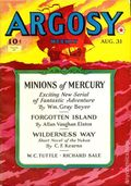 Argosy Part 4: Argosy Weekly (1929-1943 William T. Dewart) Aug 31 1940