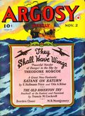 Argosy Part 4: Argosy Weekly (1929-1943 William T. Dewart) Nov 2 1940