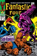 Fantastic Four (1961 1st Series) 76
