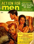 Action For Men (1957-1977 Hillman-Vista) Vol. 4 #2