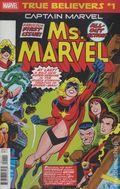 True Believers Captain Marvel Ms Marvel (2019) 1