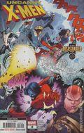 Uncanny X-Men (2018 5th Series) 8E