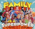 DC Family is a Super Power HC (2019 Capstone Press) 1-1ST