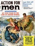 Action For Men (1957-1977 Hillman-Vista) Vol. 4 #4