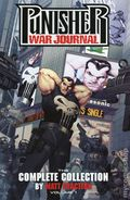 Punisher War Journal TPB (2019 Marvel) By Matt Fraction The Complete Collection 1-1ST