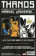 Infinity Gauntlet TPB (2018 Marvel) Deluxe Edition 1-1ST