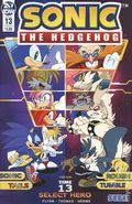 Sonic The Hedgehog (2018 IDW) 13A