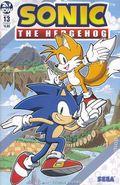 Sonic The Hedgehog (2018 IDW) 13B