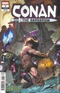 Conan The Barbarian (2018 Marvel) 3E