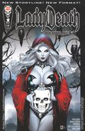 Lady Death Apocalyptic Abyss (2018 Coffin) 1A