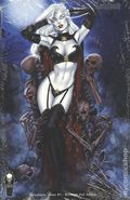 Lady Death Apocalyptic Abyss (2018 Coffin) 1C