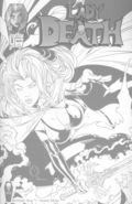Lady Death Apocalyptic Abyss (2018 Coffin) 1E