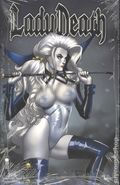 Lady Death Apocalyptic Abyss (2018 Coffin) 1D