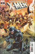 Uncanny X-Men (2018 5th Series) 11A