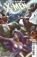 Uncanny X-Men (2018 5th Series) 11E