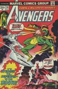 Avengers (1963 1st Series) Mark Jewelers 116MJ&ALKA
